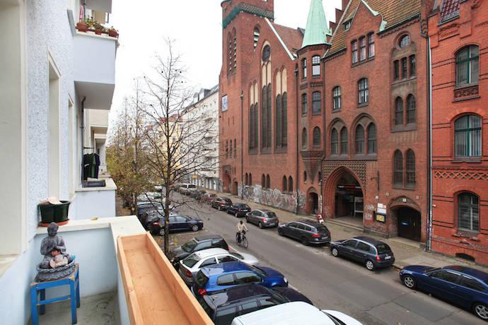 Berlin appartment 12