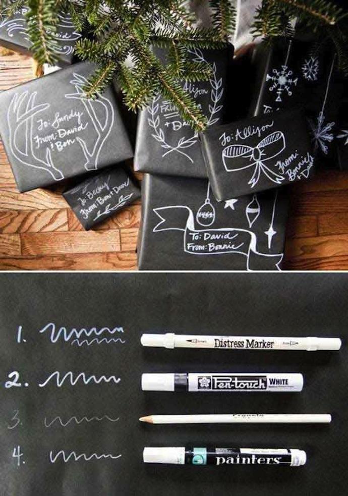 DIY-Christmas-Gift-wrapping