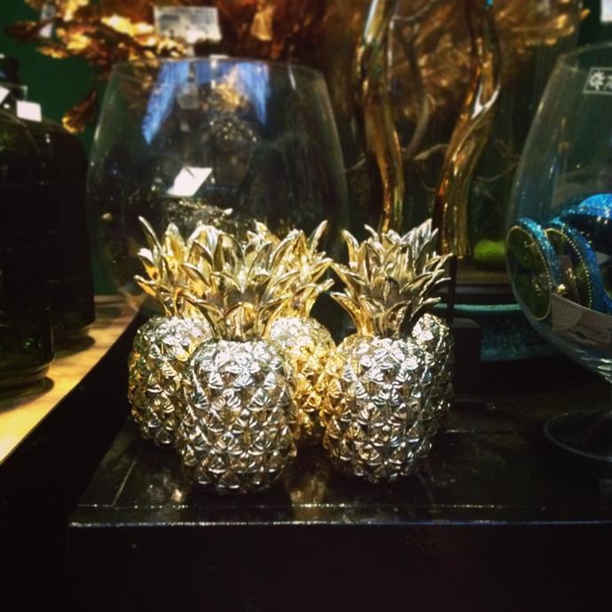 kerst ananas
