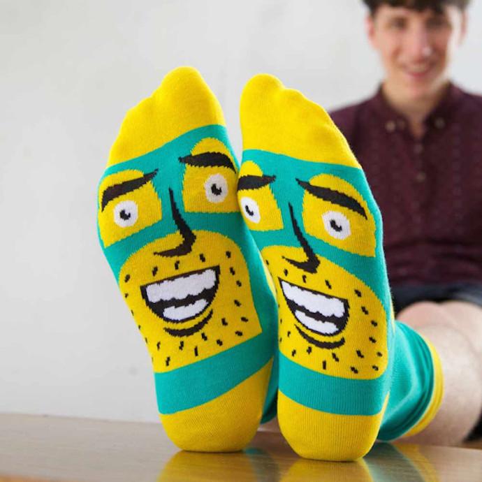 chatty feet 7
