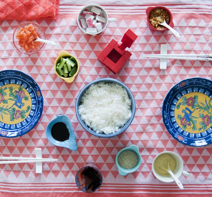 diy sushi 2