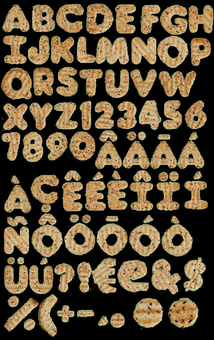handmade font 5
