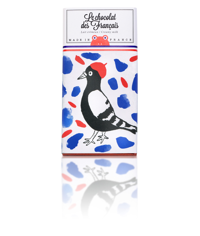 le chocolat des francais trois