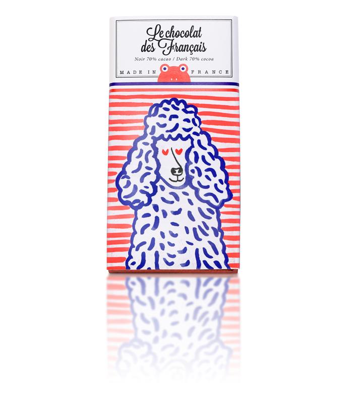 le chocolat des francais une