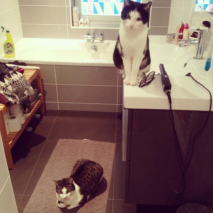 mo en tetkees badkamer 2