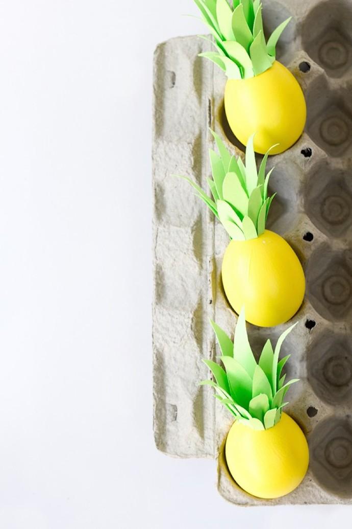 pineapple easter eggs 3