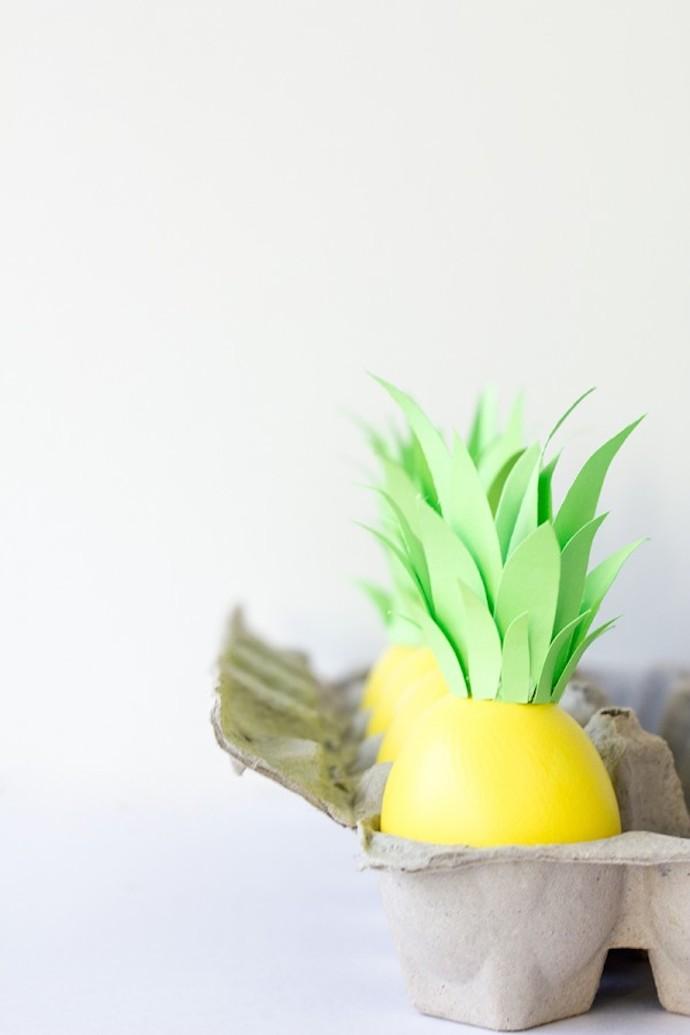 pineapple easter eggs 4