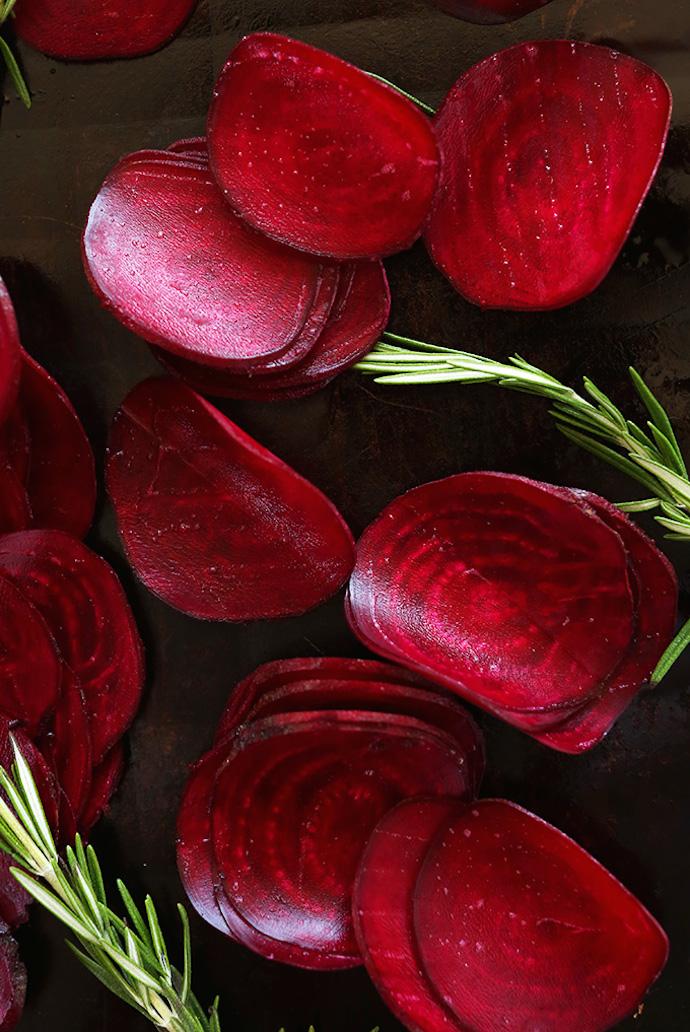 rosemary beet chips 1