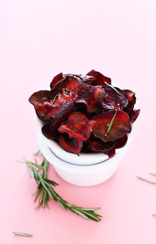 rosemary beet chips 4