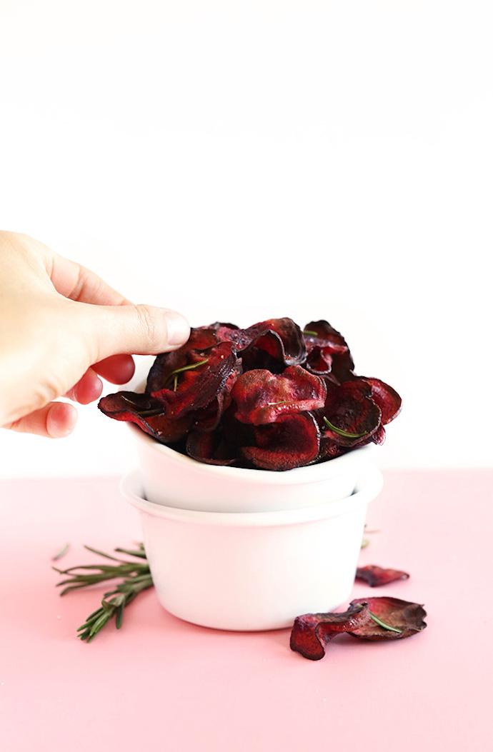 rosemary beet chips 5