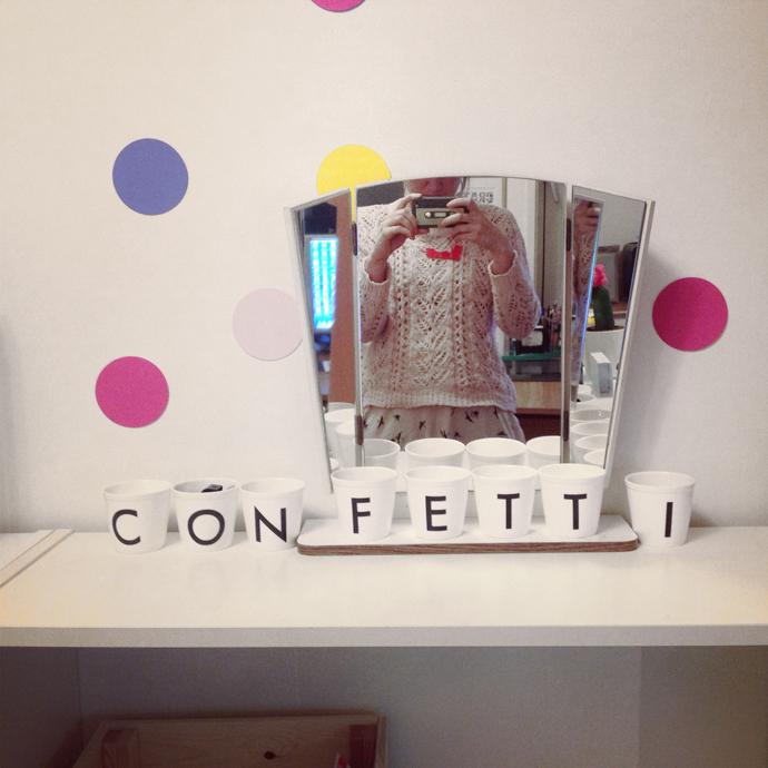 confetti cups