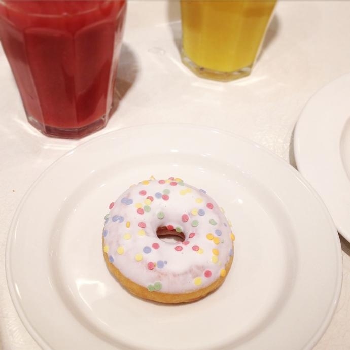 confetti donut