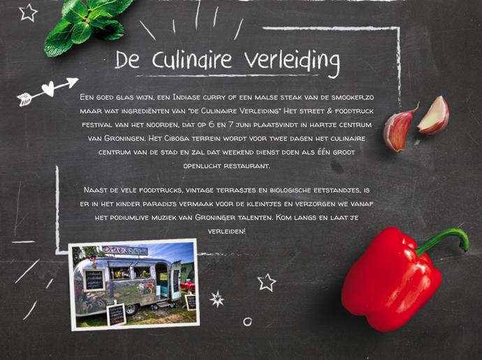 de culinaire verleiding 2