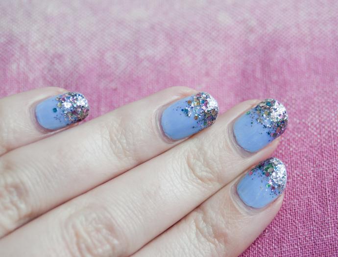 glitter ombre nails5