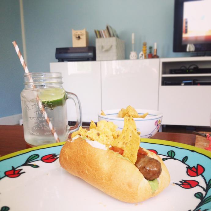 mexican hotdogs