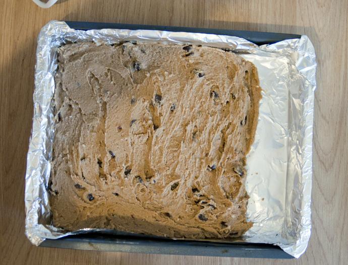 olga bakt een taart 4