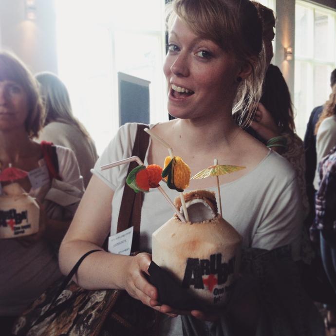 saske kokos