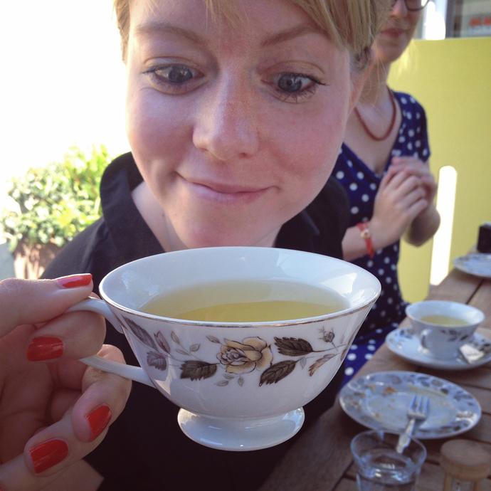 saske thee