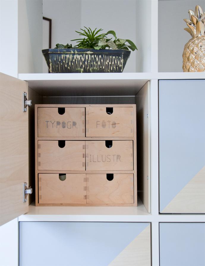 Diy Ikea Kallax Hack Team Confetti