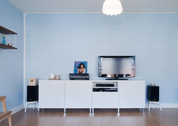 Binnenkijken bij Team Confetti: woonkamer #1. | Team Confetti