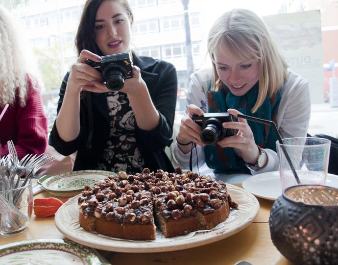 groene meisjes taart 2