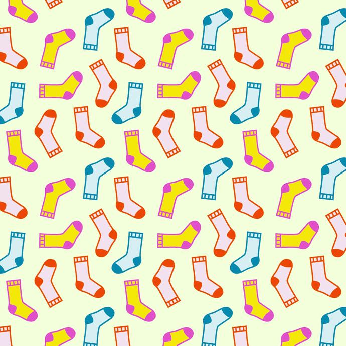sokken patroon