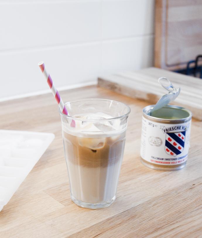 vietnamese ijskoffie