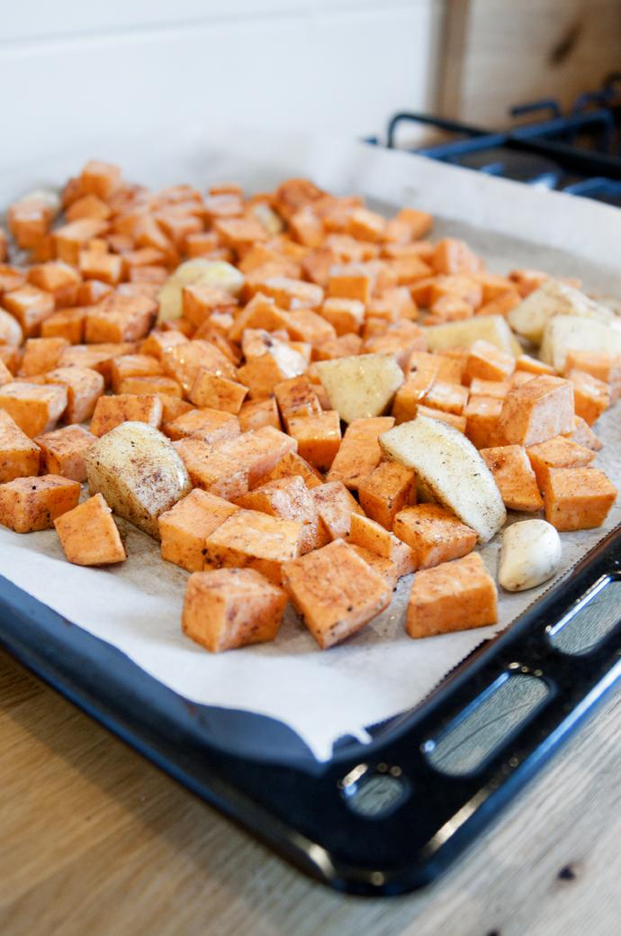 kaneel aardappelen