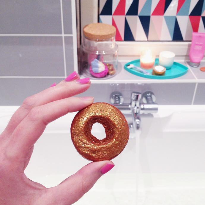 lush donut