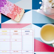 To do notitieblok – weekly planner