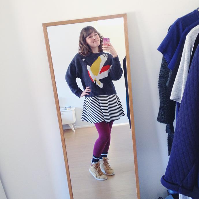 selfie outfit olga