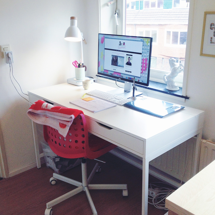 nieuw bureau 2