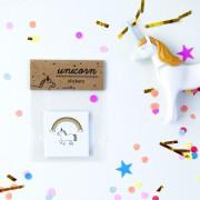 Unicorn stickers (15x)