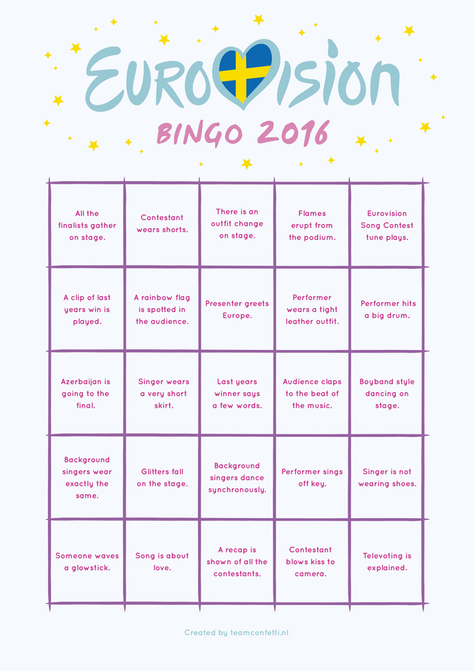 Møt bingo