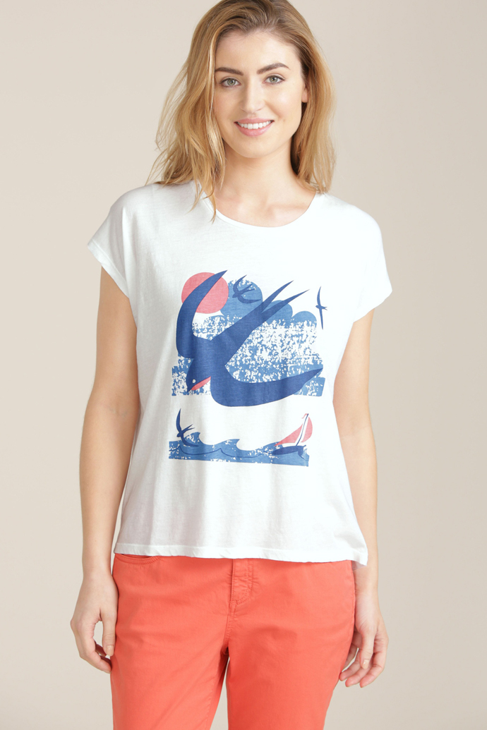 seasalt Broom Tee