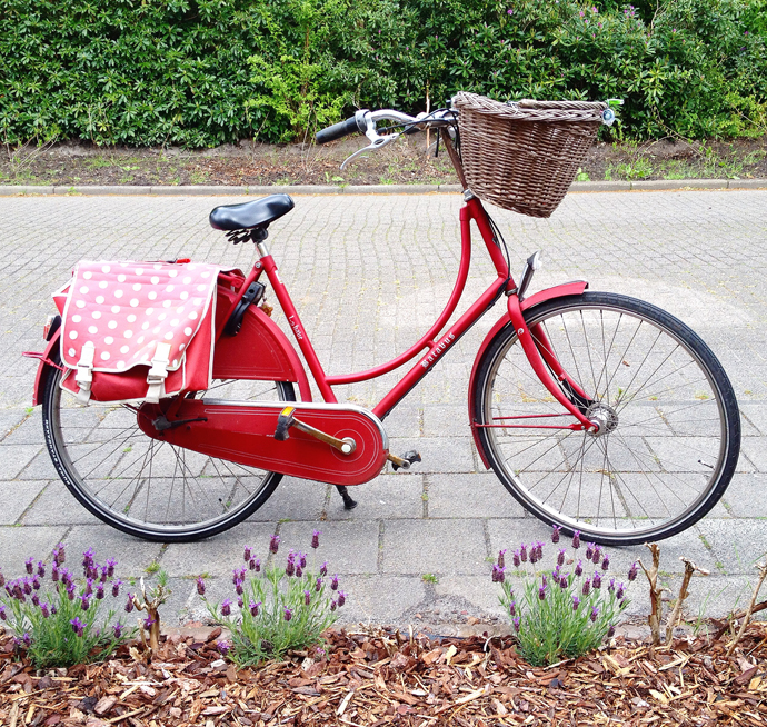 zondag fiets