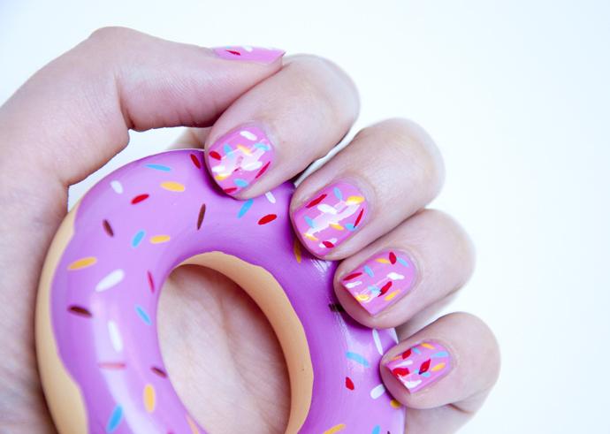 donut sprinkle