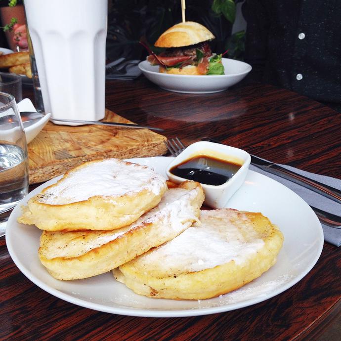 pernikkel pancakes
