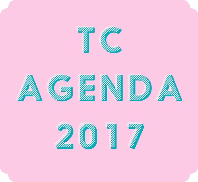 team confetti agenda