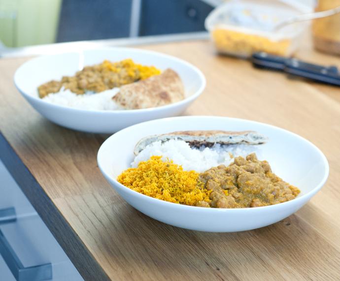 curry vega