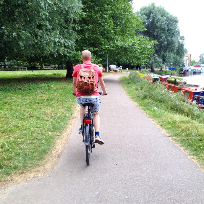 fietsen cambridge