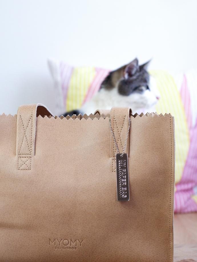 my paper bag detail