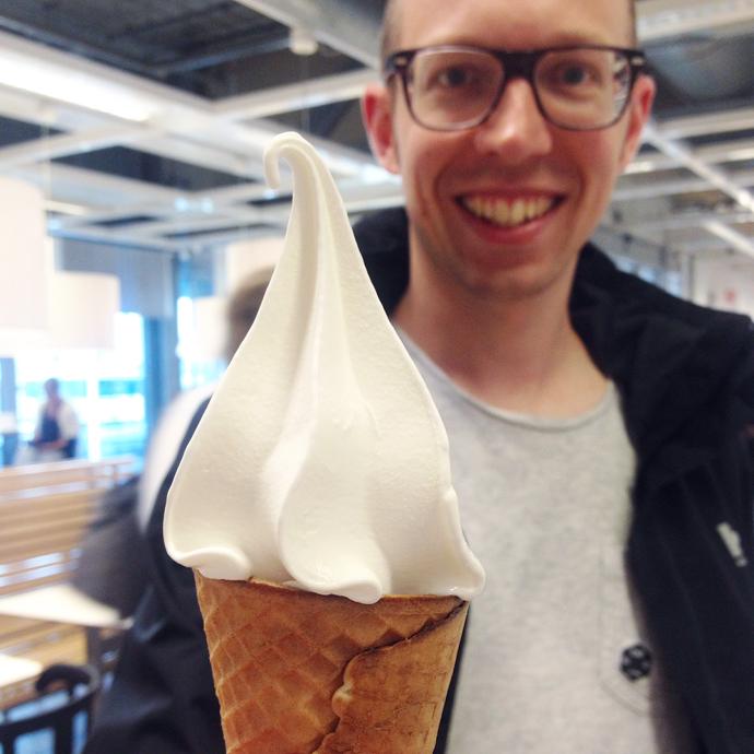 tom ijsje