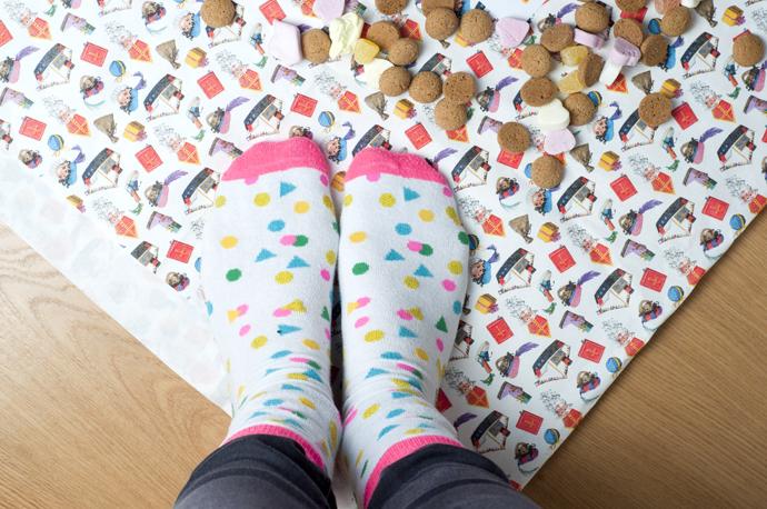 confetti sokken