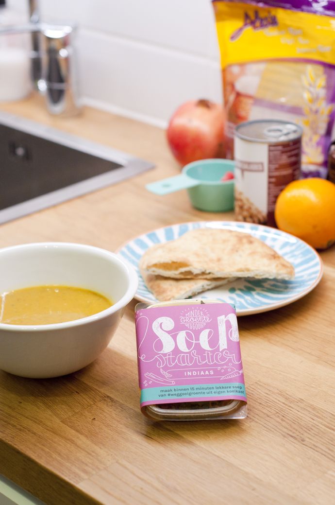 1. soep starter
