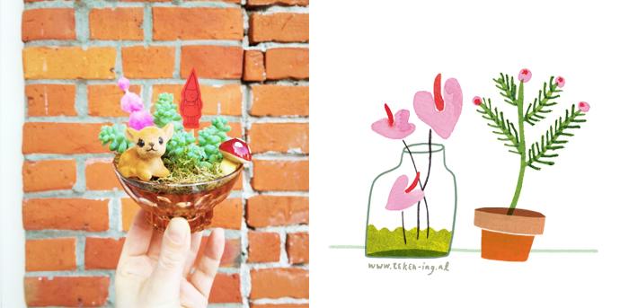 spring_plants_teken-ing