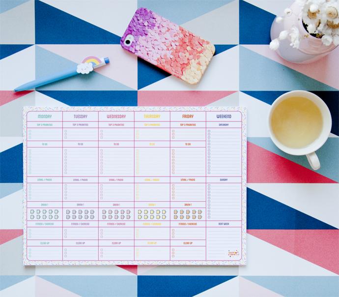weekly planner 1