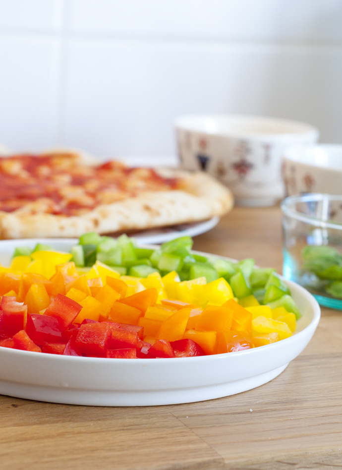 rainbow pizza_3