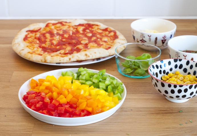 rainbow pizza_5