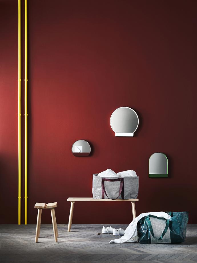 IKEA samenwerking met HAY!   Team Confetti